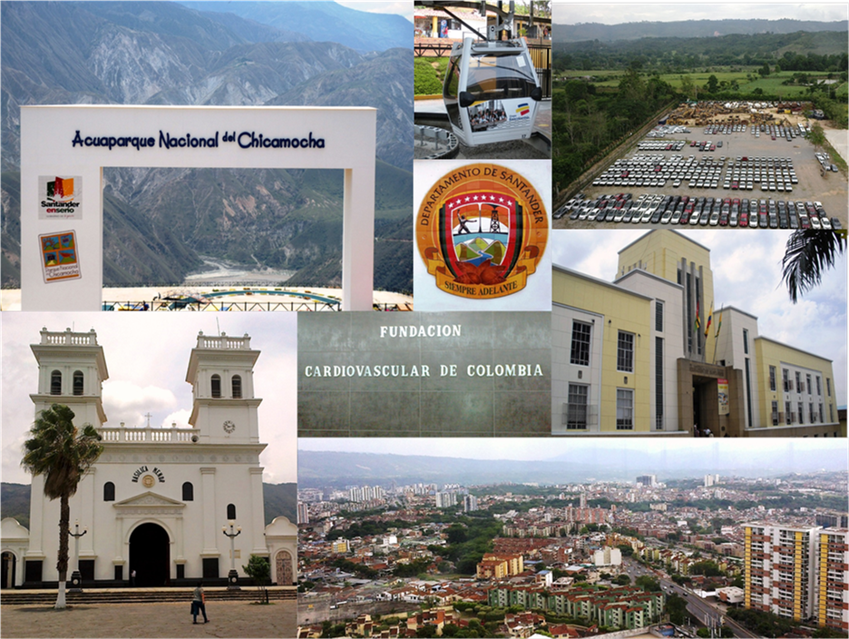 Competitive Cities: Bucaramanga, Colombia